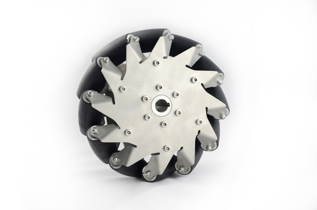 203mm-stainless-steel-mecanum-wheel-right-with-rubber-rollers-14150-2