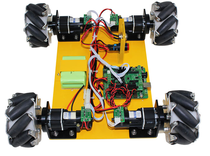 4WD-100mm-Mecanum-wheel-Learning-Arduino-kit-C009-2