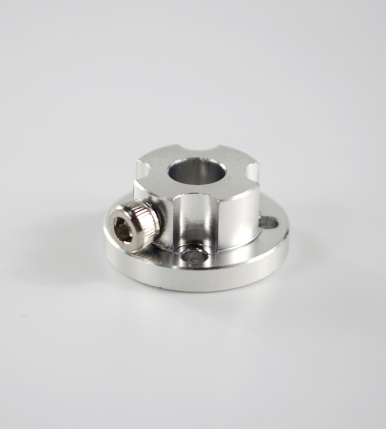 6mm-aluminum-hub-for-48mm-aluminum-omni-wheel