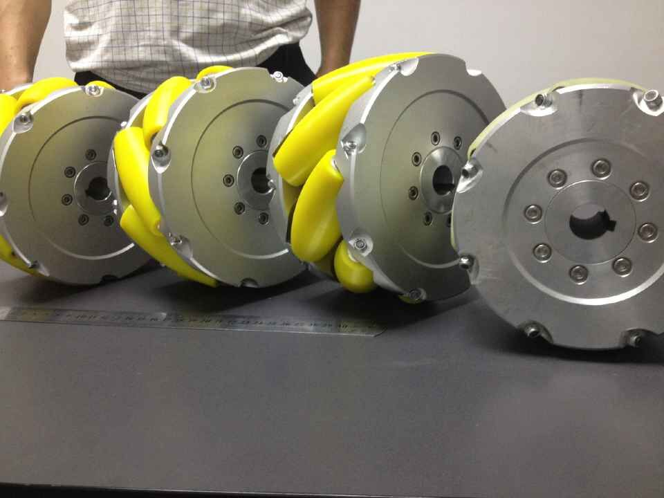 A-set-of-5-inch-127mm-Heavy-Duty-Industrial-mecanum-wheel-NM127S-2